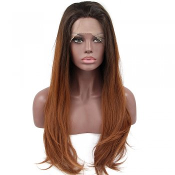 Synthetic Lace Front Hair Wig PWS303 Straight