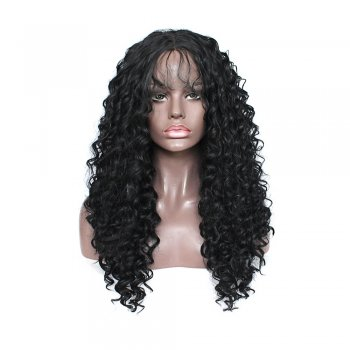 Lace Front Synthetic Hair Wig PWS450 Curly
