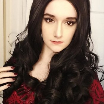 Synthetic Lace Front Hair Wig PWS293 Body Wavy