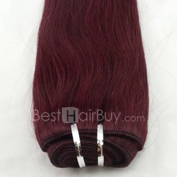 100g Straight Indian Remy Hair #99J