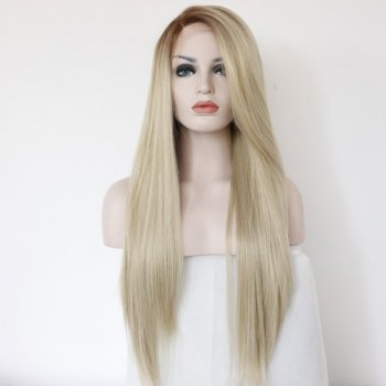 Synthetic Lace Front Hair Wig PWS181 Straight